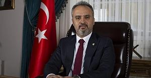 """Alinur Aktaş'tan şaşırtıcı açıklama: """"Gazi Mustafa Kemal'e ve tüm gazilerimize minnettarız"""""""