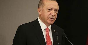 Cumhurbaşkanı Erdoğan, Lübnan Cumhurbaşkanı Mişel Avn'a  taziye ve geçmiş olsun dileğinde bulundu