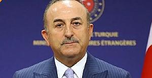 """Dışişleri Bakanı Çavuşoğlu: """"Ben Türk'üm, Türkmen'im diyen soydaşlarımıza vatandaşlık vereceğiz"""""""
