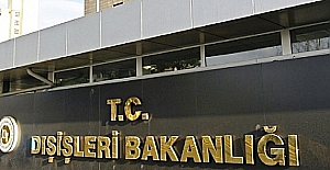 Dışişleri Bakanlığı'ndan, ABD'nin PKK/YPG ile 'Petrol Antlaşması' yapmasına  tepki açıklaması