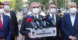 Diyarbakır'da Koronavirüs kurallarını ihlal eden 9 bin kişiye 11 milyon TL'ye yakın para cezası