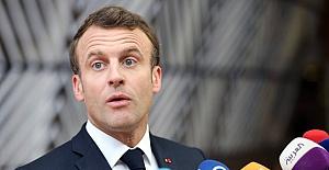 Fransa Cumhurbaşkanı Macron'dan savaş tehditi gibi açıklama!