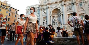 İtalya'da ilk maske cezası 'koronavirüs yok' diyen gence kesildi
