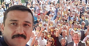 """İYİ Parti Bursa İl Başkanlığına """"Selçuk Türkoğlu"""" Seçildi"""