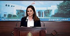 Lübnan'da iki bakan istifa etti, dünya liderleri yardım sözü verdi