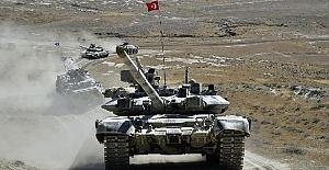 Türkiye - Azerbaycan Ortak Askeri Tatbikatı Sürüyor
