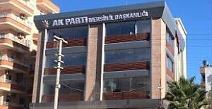 AKP Mersin İl Teşkilatı'nda 220 Kişilik Toplu İstifa!..