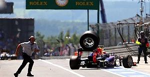 Almanya'da F1 yarışına 20 bin seyirci alınacak