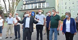 """CHP İl Başkanı Karaca: """"Bursalılar masal dinlemekten bıktı"""""""