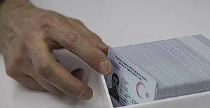 Çipli Kimlik kartı Bakan eliyle tanıtılıyor