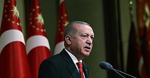 """Erdoğan BM Genel Kurulu'na seslendi: """"Doğu Akdeniz'de hiçbir dayatma, tacize ve saldırıya asla müsamaha göstermeyeceğiz"""""""