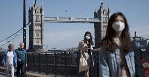 İngiltere'de korona virüs hasta sayısı düşmüyor