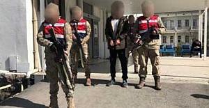 Jandarma ve MİT'ten müşterek operasyon; Teröristler kıskıvrak yakalandılar