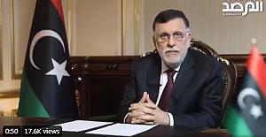 Libya Ulusal Mutabakat Hükümeti Başbakanı Serrac, yetkilerini hükümete devretmek istediğini duyurdu