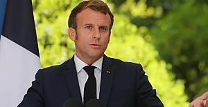 Macron'dan Türkçe tweet: Diyaloğu yeniden açalım