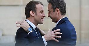 """Macron parsayı toplamaya başladı: """"Yunanistan Fransa'dan 18 savaş uçağı satın alacak!.."""""""