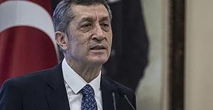 Milli Eğitim Bakanı Ziya Selçuk açıkladı: İnternet ve bilgisayar ihtiyacı olan çocuklarımız...