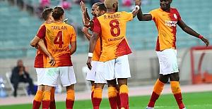 Neftçi Bakü: 1 - Galatasaray: 3