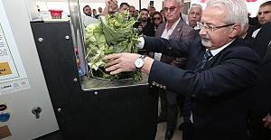 """Nilüfer'in Kompost Ünitesi'ne """"Sağlıklı Çevre"""" ödülü"""