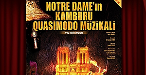Notre Dame'ın kamburu müzikali, 17 Eylül Perşembe Trump sahne'de