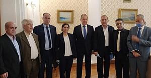 """Suriye bölünüyor mu? Moskova'da imzalanan ve """"Kuzey ve Doğu Suriye Özerk Yönetimi""""nin kurulmasını öngören metin"""""""