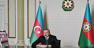 """Aliyev: """"Biz kan dökülmesin istiyoruz, çıkın bizim topraklarımızdan!.."""