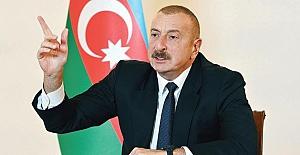 Aliyev, silah aldıkları ülkeleri açıkladı
