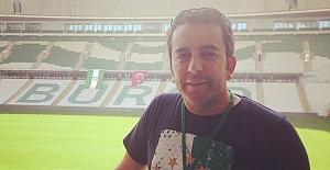 """BARIŞ ÖZKAN yazdı: """"Futbol topu galiba Cüneyt'in.."""""""