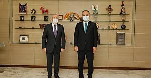 Başkanlar Nilüfer için buluştu