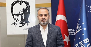 Bursa Büyükşehir Belediyesi'ni Atatürk ve Cumhuriyet Heyecanı (!) Sardı