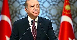 """Erdoğan: """"Yargımız nasıl FETÖ'cü alçaklardan 15 Temmuz'u soruyorsa, bölücü örgütün uzantılarından çukur eylemlerinin hesabını da soruyor"""""""