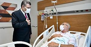 Günlük Corona virüs tablosuna göre;  62 can kaybı, bin 632 yeni hasta sayısı belirlendi