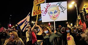 İsrail'de Netanyahu karşıtı gösteriler 18. haftasında