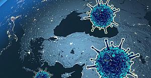 Korana virüs salgınında ölenlerin sayısı 8 bin 722`ye ulaştı