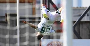 Lig maçlarında direğe en çok Bursaspor takıldı
