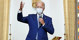 """Malzeme yapmayan bir O kalmıştı: """"Biden'dan Erdoğan'a Ayasofya çağrısı"""""""