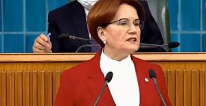 """Meral Akşener: """"Milliyetçiler Sarayın Bahçesine lale değildir!.."""""""