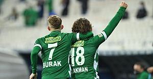 TFF 1. Lig 5. Hafta: Bursaspor 3 – 1 Balıkesirspor