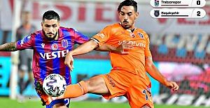 Trabzonspor 0-2 Başakşehir