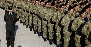 Türk Ordusu'nun Irak ve Suriye bölgelerindeki görev süreleri uzatıldı
