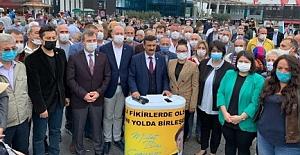 """Türkoğlu; """"Velhasıl Bursa'da su faturaları kazıktan ibarettir"""""""