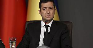 """Ukrayna Devlet Başkanı Zelenskıy: """"Türkiye, Kırım Platformu'nda yer almaya hazır"""""""