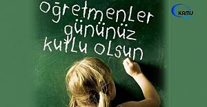 24 KASIM ÖĞRETMENLER GÜNÜ KUTLU OLSUN!..