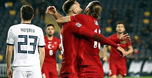 A Milli Futbol Takımımız, UEFA Uluslar Ligi'ndeki beşinci maçında Rusya'yı mağlup etti!