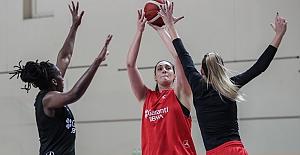 A Milli Kadın Basketbol Takımı 14 Kasım'da Sırbistan'la karşılaşacak