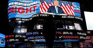 ABD'de başkanlık seçimi: Biden 270 delegenin 264'ünü elde etti, Trump'ın delege sayısı 214