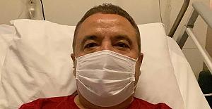 Antalya Büyükşehir Belediye Başkanı Böcek solunum cihazından ayrıldı