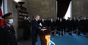 Atatürk'ün ebediyete intikalinin 82. yıl dönümü