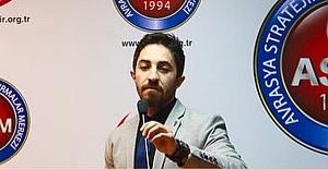 Azerbaycan Cumhuriyeti Diaspora Bakanlığı Türkiye Koordinatörü ELVİN ABDURAHMANLI, Bursa Arena E'Gazete Yazarlar Ailesine katıldı.