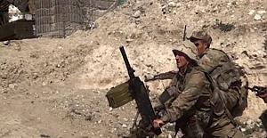 Azerbaycan Ordusu, Ermenistan karşısında üstünlüğünü sürdürüyor